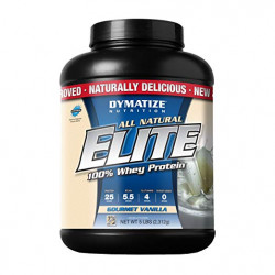 DYMATIZE ELITE NATURAL WHEY (5LBS)