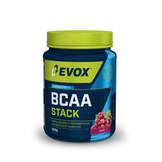EVOX BCAA STACK 300GR (30 SERVING)