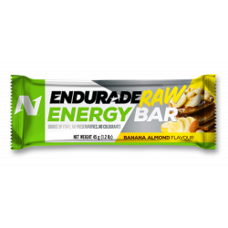 NUTRITECH ENDURADE RAW ENERGY BAR (BOX OF 12)