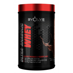 EVOLVE ULTRA-ANABOLIC WHEY 1KG (28 SERVING)