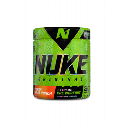 NUTRITECH NUKE ORIGINAL PRE-WORKOUT 240G (30 SERVING)