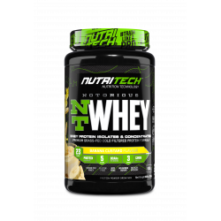 NUTRITECH NOTORIOUS WHEY PROTEIN 2LBS (30 SERVINGS)