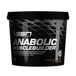 SSN ANABOLIC MUSCLE BUILDER 4KG