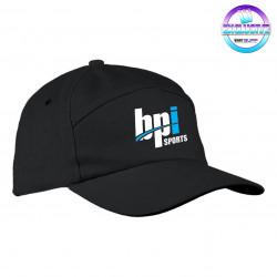 BPI SPORTS CAP (BLACK)