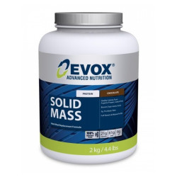 EVOX SOLID MASS 2KG (20 SERVING)