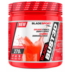 BLADE SPORT BUST 3D PRE-WORKOUT (45 SERVING)