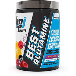 BPI SPORTS BEST GLUTAMINE 400G (50 SERVING)
