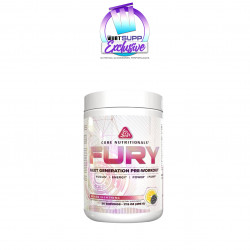 CORE FURY PRE-WORKOUT 496G (20/40 SERVING)