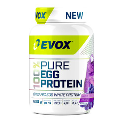 EVOX 100% EGG PROTEIN 600G (20 SERVING)
