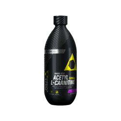 FULLY DOSED ACETYL L-CARNITINE (480ML)