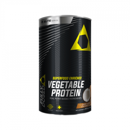 FULLY DOSED VEGETABLE PROTEIN (909G)