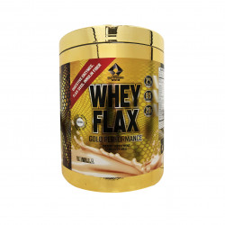 GOLD PERFORMANCE NUTRITION WHEY FLAX 5LBS (65 SERVING)