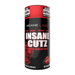 INSANE LABZ INSANE CUTZ (45 CAPS)