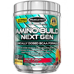 MUSCLETECH AMINO BUILD NEXT GEN 270G (30 SERVING)