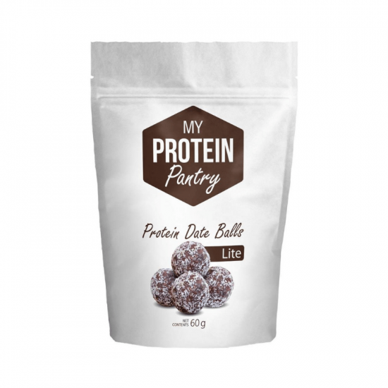 MY PROTEIN PANTRY HIGH PROTEIN DATE BALLS (60G)