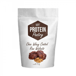 MY PROTEIN PANTRY CHOC WHEY COATED WALNUTS (50G)