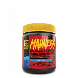 MUTANT MADNESS PRE-WORKOUT 285G (30 SERVING)