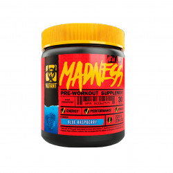 MUTANT MADNESS PRE-WORKOUT 225G (30 SERVING)