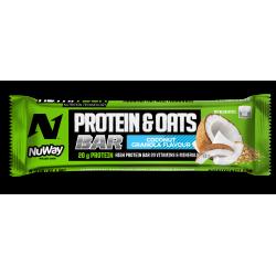 NUTRITECH PROTEIN & OATS BAR (68G)