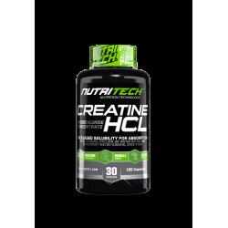 NUTRITECH CREATINE HCL 120 CAPS (30 SERVING)