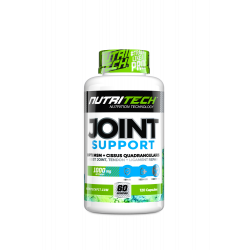 NUTRITECH JOINT SUPPORT 120 CAPS (60 SERVING)