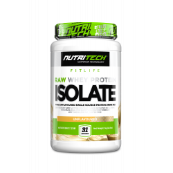 NUTRITECH ISOLATE WHEY RAW 1KG (31 SERVING)