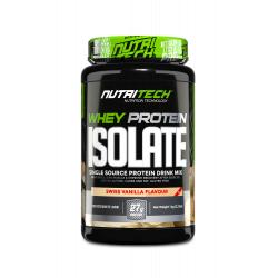 NUTRITECH ISOLATE WHEY 1KG (31 SERVING)