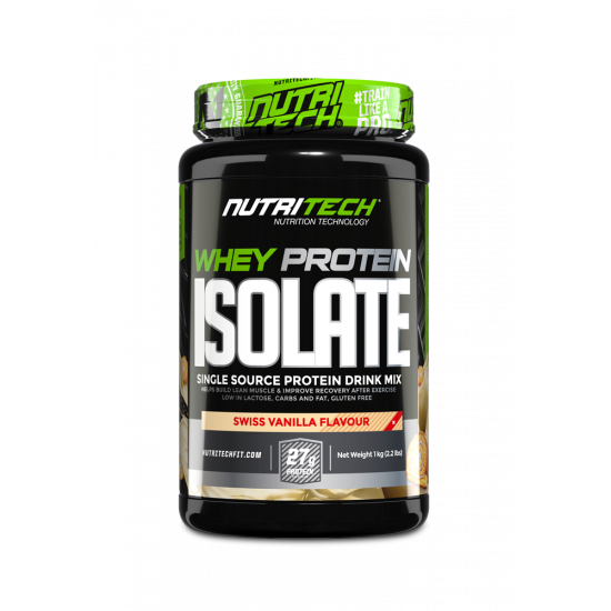 NUTRITECH ISOLATE WHEY 1KG