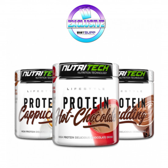 NUTRITECH (STACK 1) LIFESTYLE