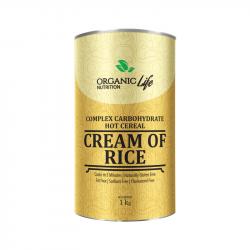 ORGANIC LIFE NUTRITION CREAM OF RICE (1KG)