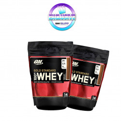 ON (STACK 1) GOLD STANDARD 100% WHEY COMBO (28 SERVING)