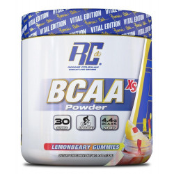 RONNIE COLEMAN BCAA XS (30 SERVING)