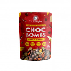 WAZOOGLES SNACK BOMB - CHOCOLATE (30G)