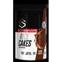 SUPASHAPE RICE CAKE PROTEIN INFUSED CAROB COATED (288G)