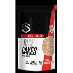 SUPASHAPE RICE CAKE PLAIN (120G)