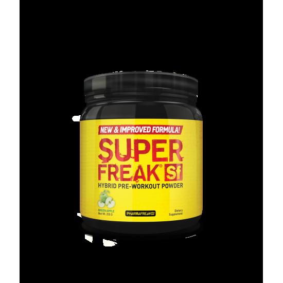 PHARMAFREAK SUPER FREAK PRE-WORKOUT 200G (20 SERVING)