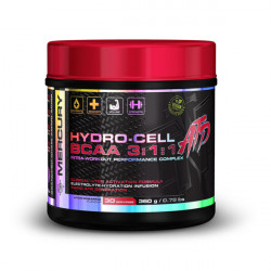 TNT HYDRO-CELL BCAA 3:1:1 ATP 360G (30 SERVING)