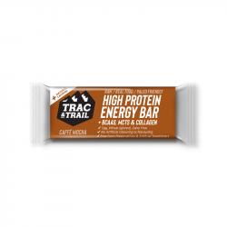 TRAC & TRAIL HIGH PROTEIN ENERGY BAR (6X35G)