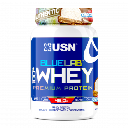 USN BLUE LAB 100% WHEY PROTEIN 908G CHOC LOG (28 SERVING)