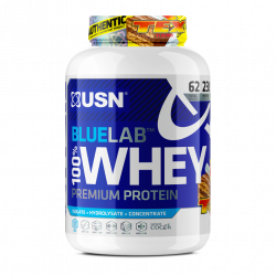 USN BLUE LAB 100% WHEY PROTEIN 2KG TEX (62 SERVING)