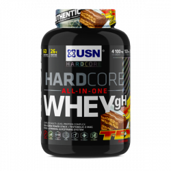 USN HARDCORE ALL-IN-ONE WHEY GH TEX (2KG)