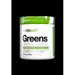 VITATECH GREENS POWDER (200GR) 40 SERVING