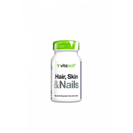 VITATECH HAIR, SKIN & NAILS (30 TABS)