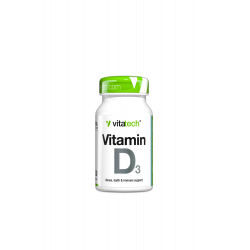 VITATECH VITAMIN D3 (30 TABS)