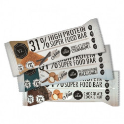 YOUTHFUL LIVING HIGH PROTEIN SUPERFOOD BAR (48G)