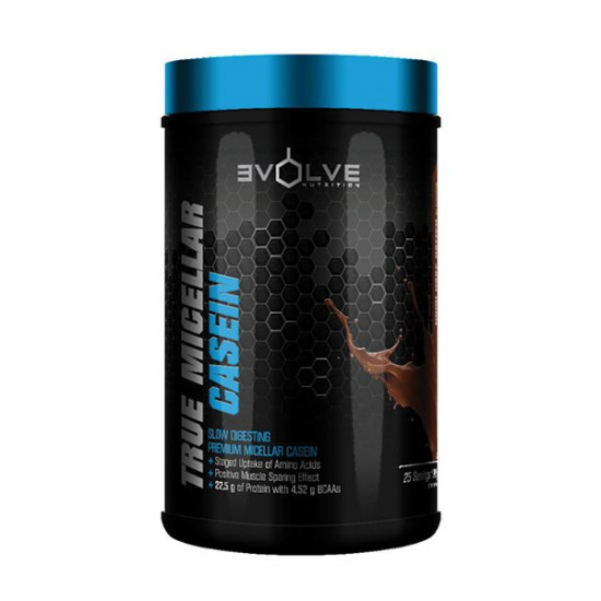 EVOLVE TRUE MICELLAR CASEIN 1KG (25 SERVING)