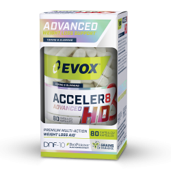 EVOX ACCELER8 ADVANCED HD (80 CAPS)