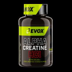 EVOX ALPHA CREATINE HCL (90 CAPS)
