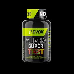 EVOX ALPHA SUPER TEST (80 CAPS)