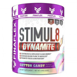 FINAFLEX STIMUL8 DYNAMITE PRE-WORKOUT 126G (30 SERVING)